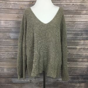 Eileen Fisher Wool Blend Sweater